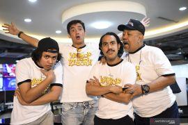 """Indro ingin """"Warkop DKI Reborn 3"""" disaksikan masyarakat Papua"""