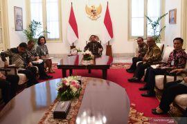 DPR terima surat Presiden terkait 10 nama capim KPK
