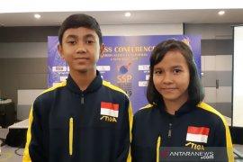 Tenis Meja - Novida bakal bertemu idolanya Sun Yingsha di ITTF