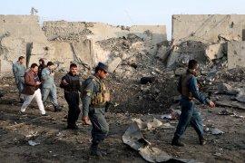 Ibu Kota Afghanistan diguncang ledakan kuat