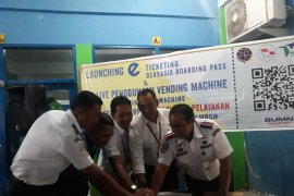 KSOP Ambon terapkan tiket sistem elektronik