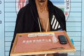 Nyamar jadi pembeli, polisi ciduk pengedar sabu di Aceh Utara