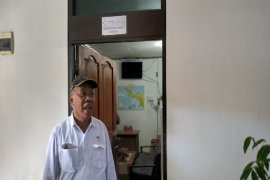 Jadi korban pelemparan, Menteri PUPR tinjau kantor LKBN Antara