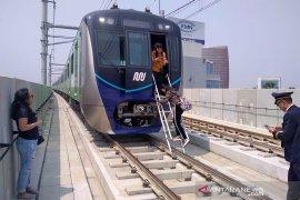 Subsidi Rp672 miliar untuk biaya operasional MRT