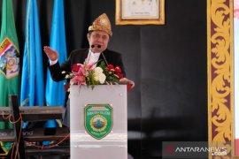 Gubernur Herman Deru minta pejabat daerah jaga marwah institusi
