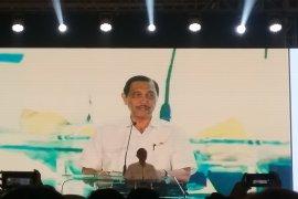 Luhut sebut saatnya Indonesia jadi produsen kendaraan listrik