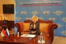 Rusia dukung pemindahan ibu kota negara ke Kaltim