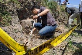 BPCP teliti temuan struktur bangunan situs di Blitar