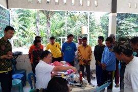 Pemkab Bangka Barat gelar pelatihan pembuatan gula merah