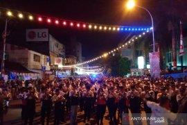 Kemeriahan musik warnai HUT ke- 444 kota Ambon