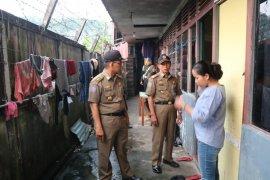 10 orang terjaring razia rumah kos di Pontianak