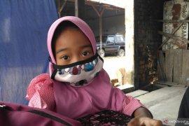 Penderita ISPA di Jambi meningkat, dampak kabut asap