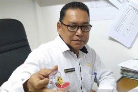 Pin anggota DPRD Banjarmasin bersepuh emas