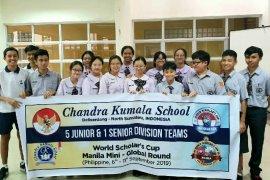 18 siswa Chandra Kumala siap bersaing di World Scholar Cup di Manila