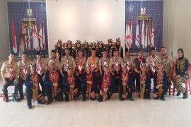 28 Pramuka Lampung Ikuti  Pelantara IX/Sail Nias