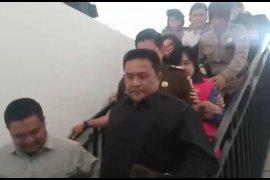 Dua legislator Surabaya periode 2014-2019 tersangka kasus Jasmas ditahan