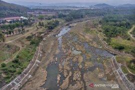 Sungai Citanduy Surut