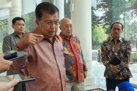 "Wapres JK minta bendera ""bintang kejora"" Papua diubah seperti di Aceh"