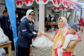 Pasar Murah BUMN distribusikan 4.000 paket kebutuhan pokok di Jambi