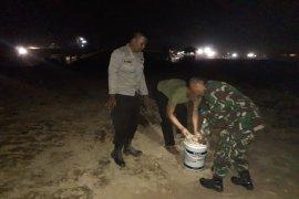 Pemulung di Muarojambi temukan mortir berkarat di dasar Sungai Batanghari