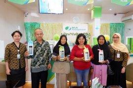 Senyum ramah BPJS Ketenagakerjaan untuk peserta di Hari Pelanggan