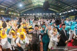 Sekolah Ibu Kota Bogor wisuda 2.010 lulusan