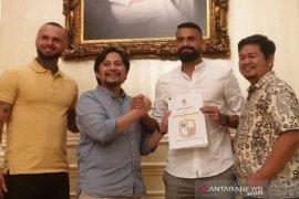 Mantan pemain asing Badak Lampung FC digaet Barito Putera