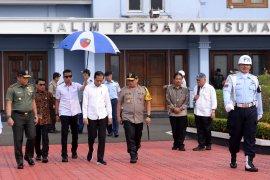Kunjungan kerja ke Kalimantan Barat, Presiden akan menginap semalam