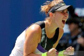 Belinda Bencic lolos ke WTA Finals