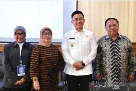 Penerima manfaat Jamsosratu berbasis IT dipetakan Dinsos Banten