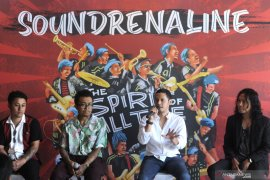 Soundrenaline tampilkan kolaborasi lintas genre-generasi