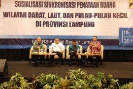 Lampung Sinkronkan Kewenangan Pengelolaan Wilayah Pesisir dan Pulau-pulau Kecil