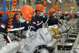 Kemarin, manufaktur RI membaik sampai tarif listrik nonsubsidi turun