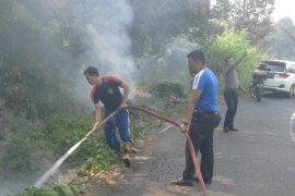 BPBD Rejang Lebong temukan lahan yang sengaja dibakar