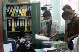 Seorang anggota dewan tersandung kasus korupsi Alkes RSUD Padang