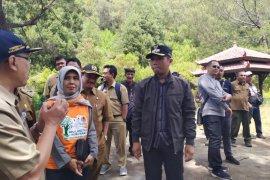 Pemkab Lumajang optimalkan wisata Ranu Pani di lereng Gunung Semeru