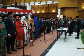 Berkas penetapan pimpinan DPRD Surabaya diterima gubernur