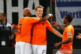 Belanda kalahkan Jerman 4-2