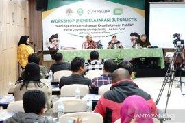 Wartawan Kaltim terima Pemahaman Program FCPF Carbon Fund