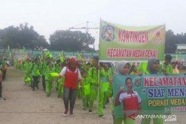 Wali Kota Medan buka Porkot XI