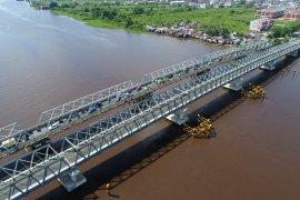 PUPR bangun dua duplikasi  jembatan di Pontianak