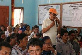 Dinas Pertanian Samosir sosialisasikan pemanfaatan pompa air