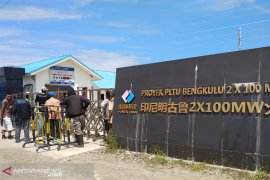 Peneliti sebut energi terbarukan 7.297 megawatt di Bengkulu belum dimanfaatkan