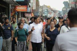 Suryakencana Kota Bogor jadi lokasi Studi Tata Kota bagi perencana muda dari 19 Negara