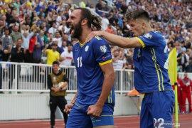 Lazio rekrut penyerang dari Kosovo Vedat Muriqi