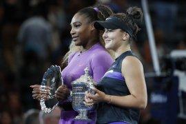 Reaksi publik sukses Andreescu juarai Grand Slam