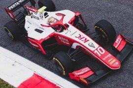 Sean raih dua poin di Monza setelah gagal finis di balapan kedua