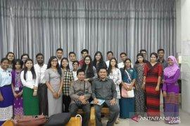 UMSU tawarkan beasiswa untuk mahasiswa Muslim asal Myanmar