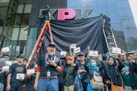 Pegawai KPK minta Presiden tegas sikapi capim bermasalah dan revisi UU KPK