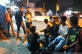 Hendak beraksi, belasan anggota geng motor ini ditangkap polisi